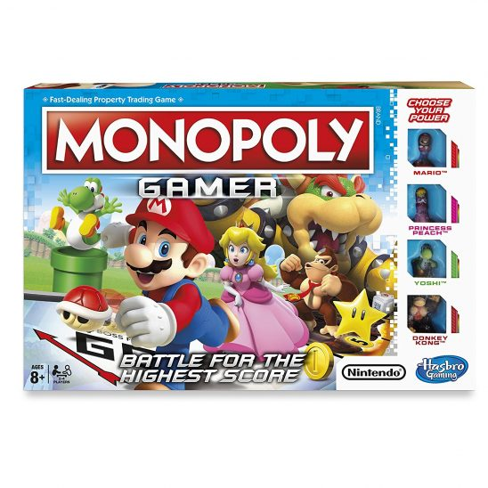 Monopoly Gamer Review