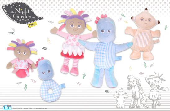 Win Gorgeous In The Night Garden Baby prizes!
