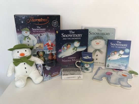 Festive Family Traditions with the Snowman and the Snowdog