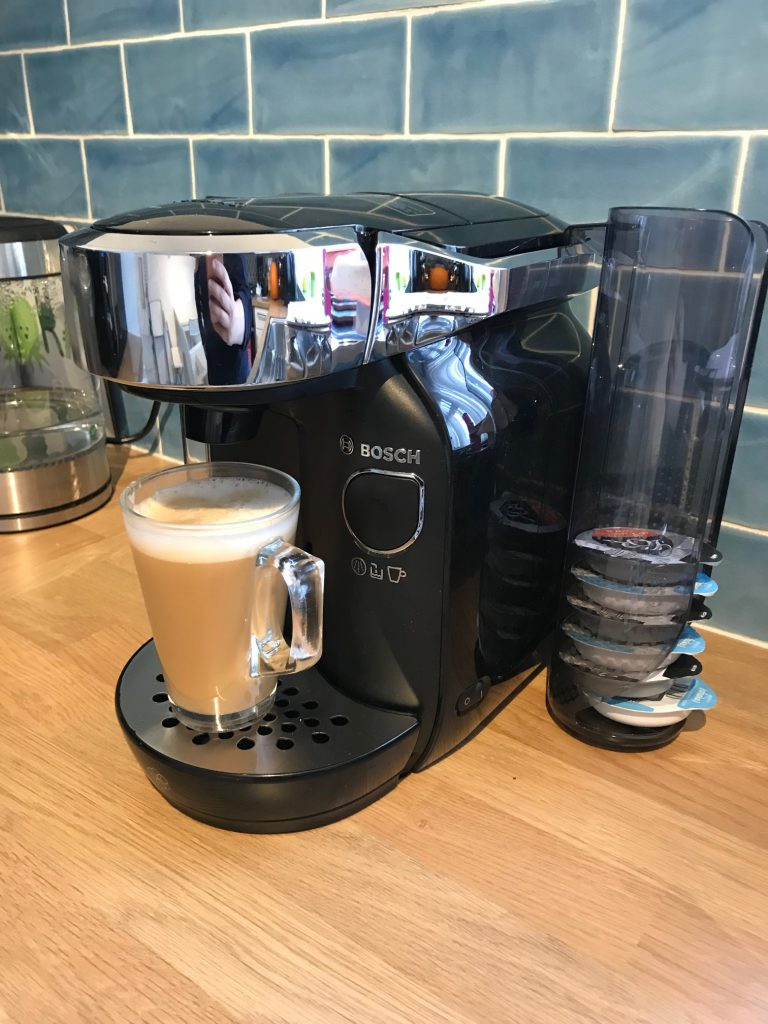 Tassimo Caddy Machine Review