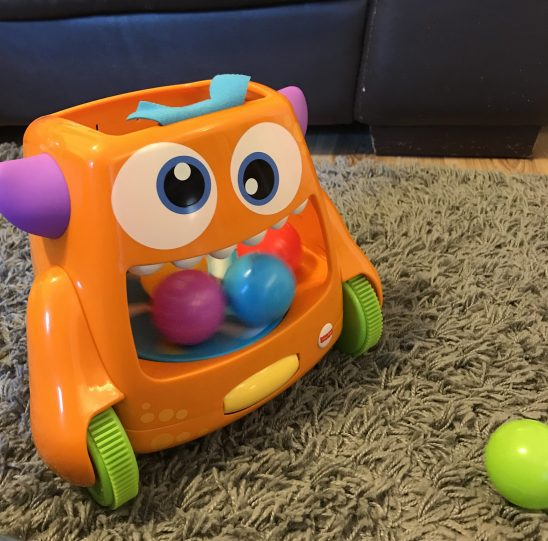 Fisher-Price Zoom 'n Crawl Monster Review