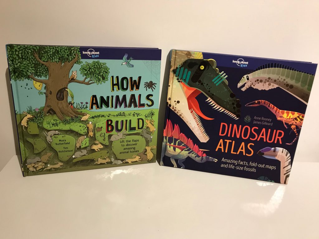 Engaging and Educational Books from Lonely Planet Kids