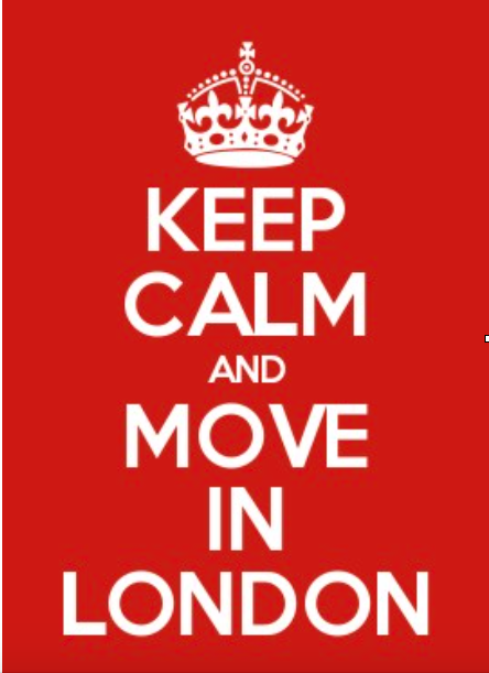Keep Calm & Move in London With These 3 Tips