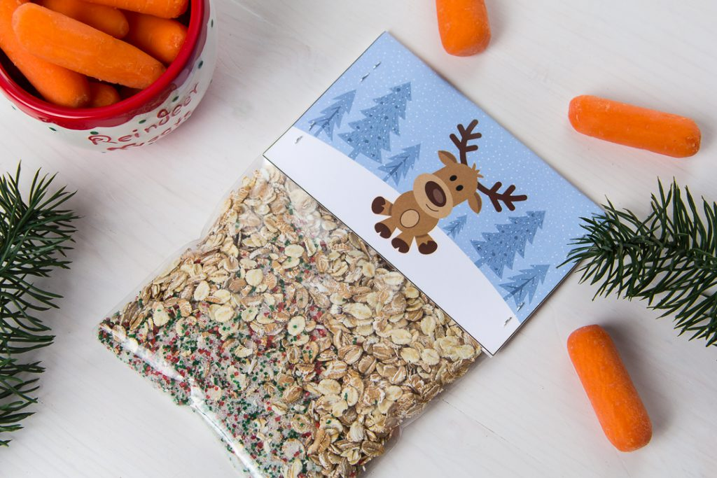 Reindeer Food Recipe Printable