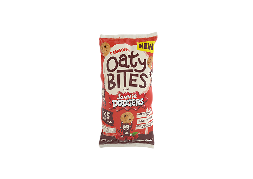 New Jammie Dodgers Oaty Bites Review & Giveaway