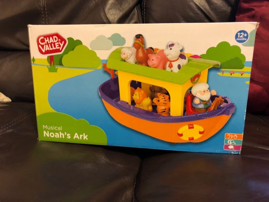 Chad Valley Noah's Ark Review