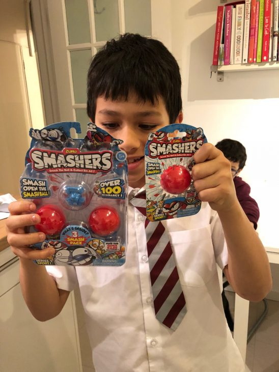 Smashers Collectables Review & Giveaway