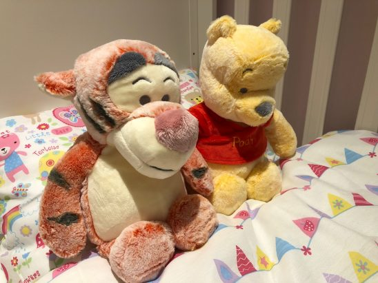 Posh Paws Snuggletime Winnie the Pooh Plush Range Review