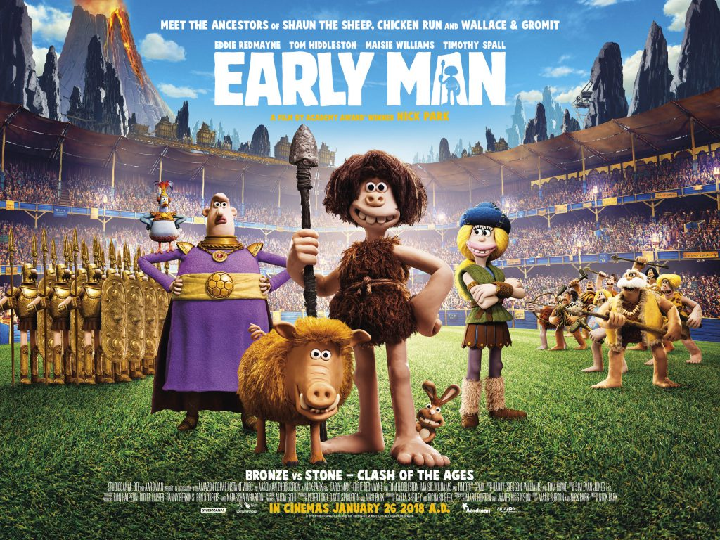 WIN AN AWESOME EARLY MAN GOODY BAG