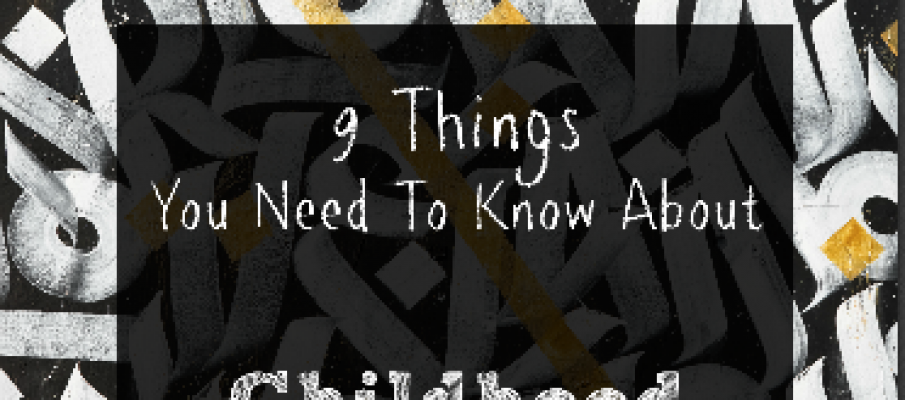 9 Things You Need To Know About Childhood Apraxia of Speech