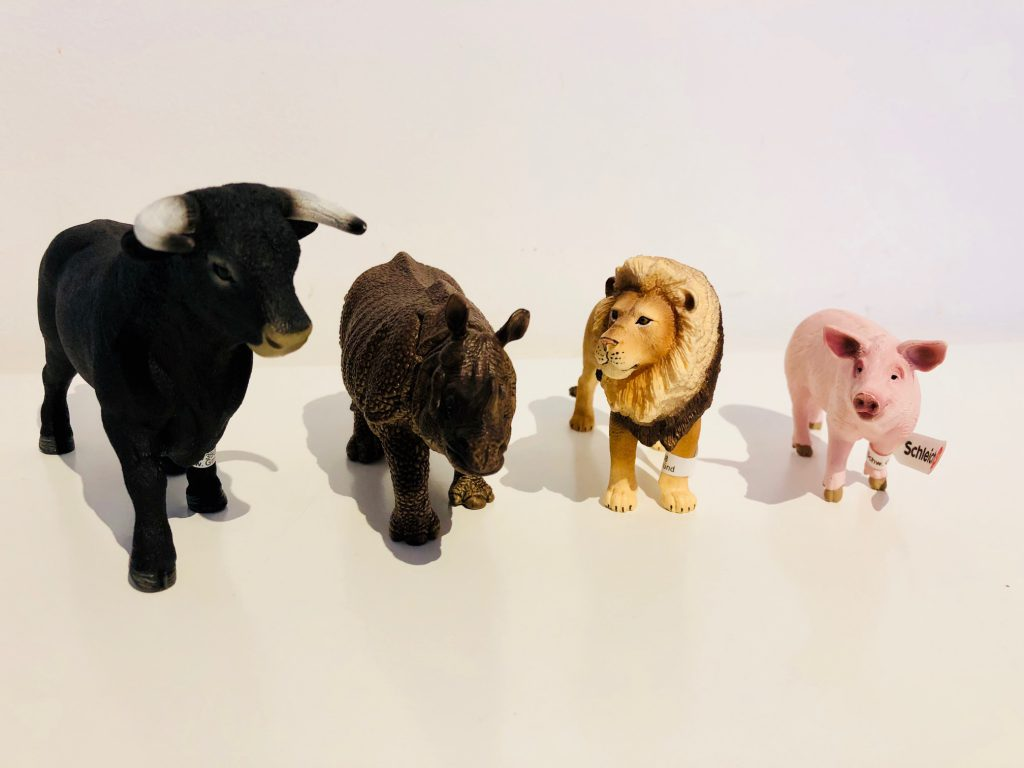 Schleich Wildlife Animals Review
