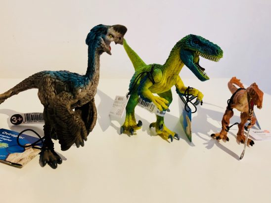 New Schleich Dinosaurs Review
