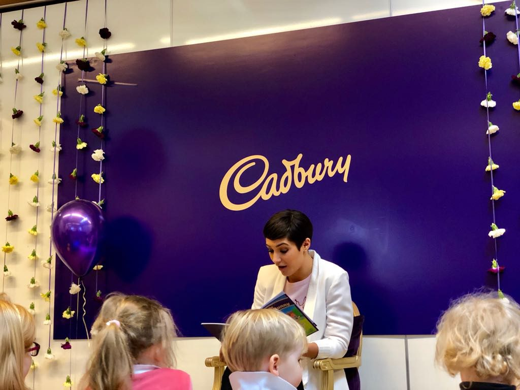 The Tale of the Great Easter Bunny with Frankie Bridge and Cadburys