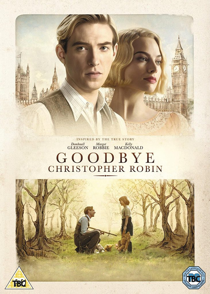 Goodbye Christopher Robin Review & Giveaway
