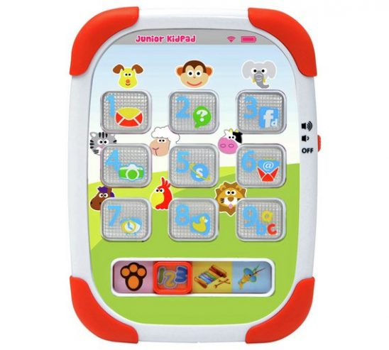 Chad Valley Baby Tablet Review