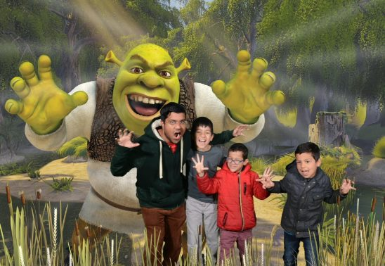 Easter Holiday Activities at Shrek's Adventure