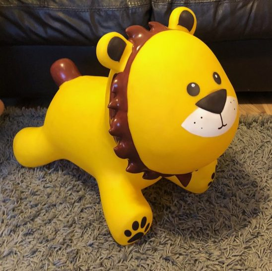 Chad Valley Lion Animal Hopper Review