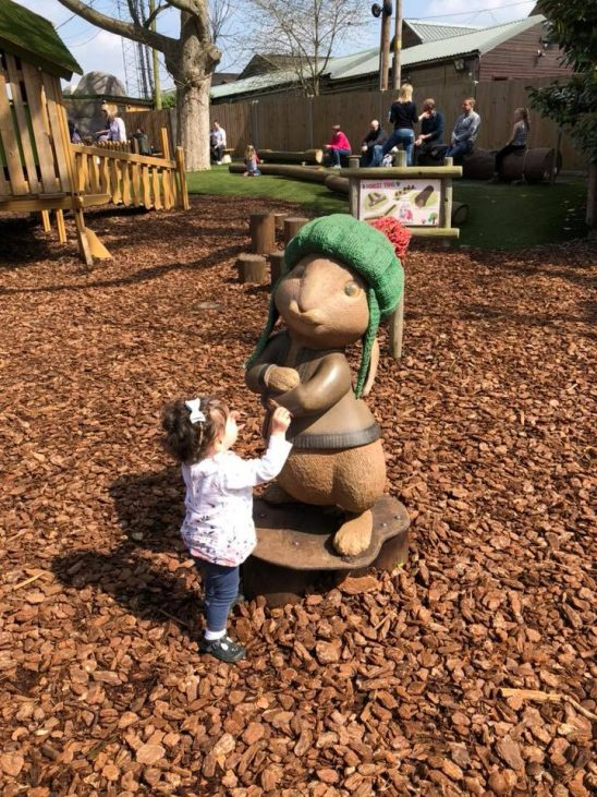 Willows Activity Farm Featuring Peter Rabbit and Friends!