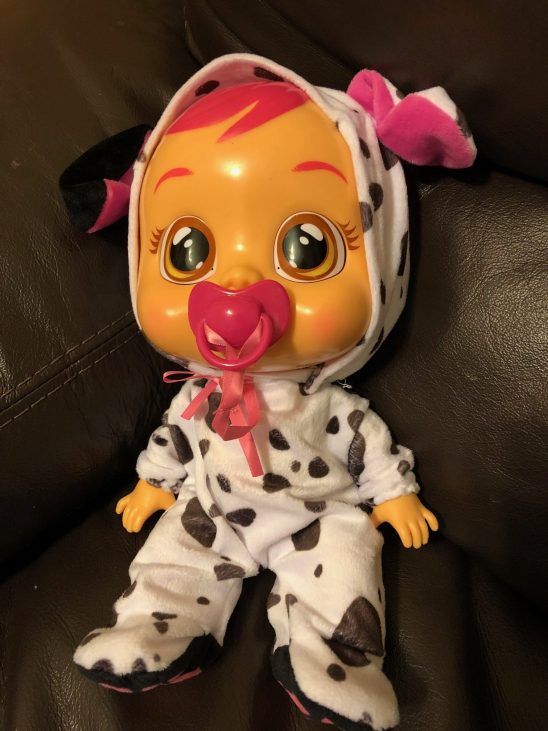 Cry Babies Doll Review