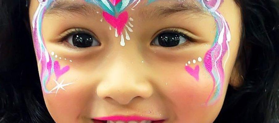 Monstrous - Facepainting