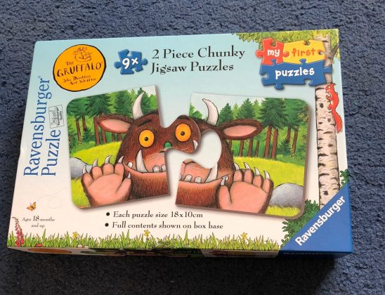 The Gruffalo My First Puzzles from Ravensburger