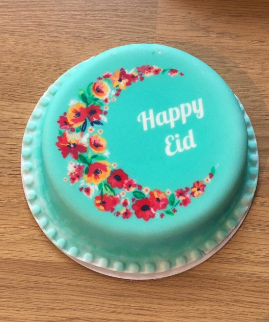 Bakerdays Cake for Eid