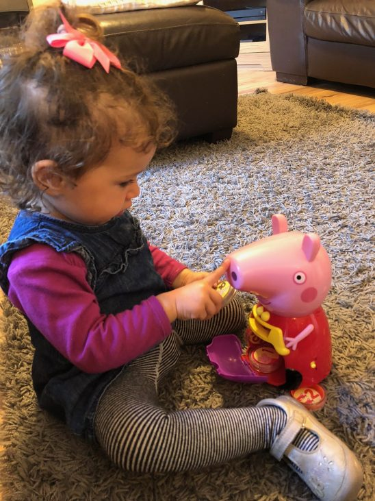 Count with Peppa Interactive Money Box Review and Giveaway