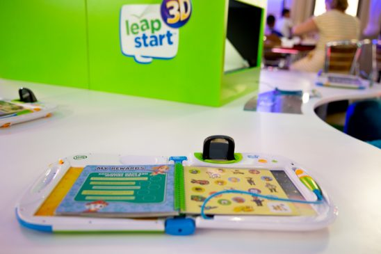 Exploring the new LeapStart 3D