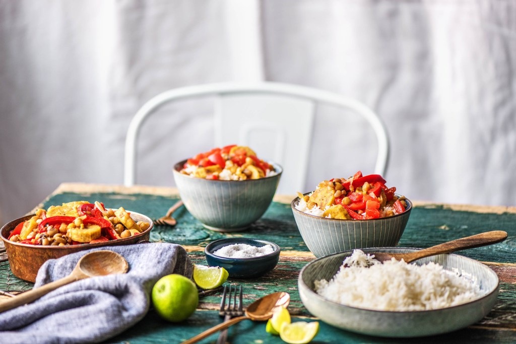 Plantain Curry