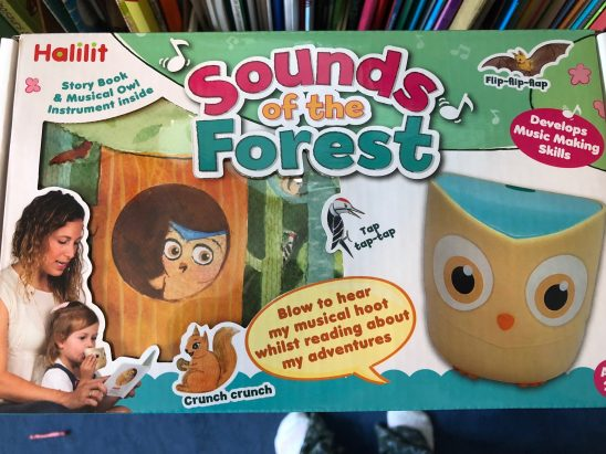 Halilit Sounds of the Forest Book & Instrument Gift Set Review