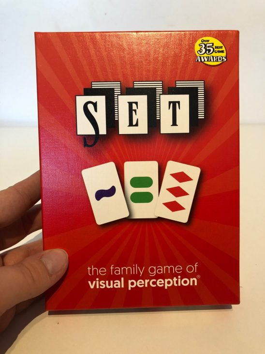 SET Card Game Review