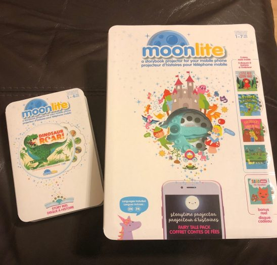 Moonlite Storytime Projector Review