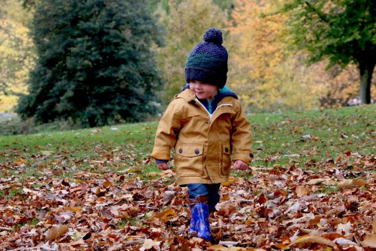 How To Keep Kids Warm and Dry When Playing Outside
