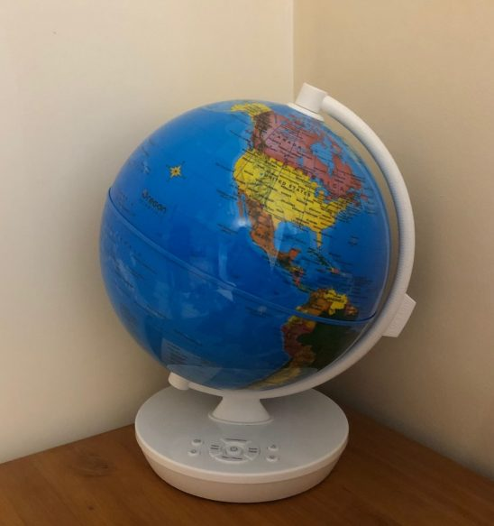 Oregon Scientific Smart Globe Myth Review