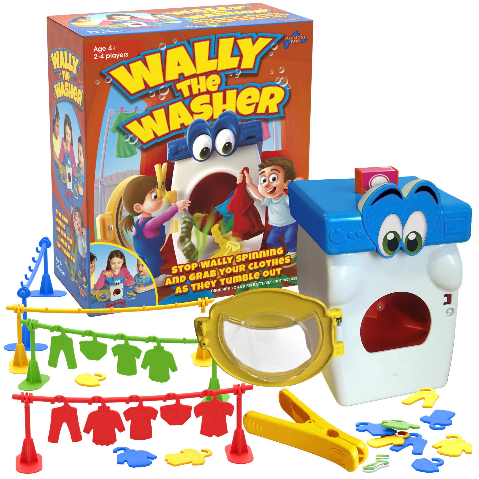 WallyTheWasher montage HR