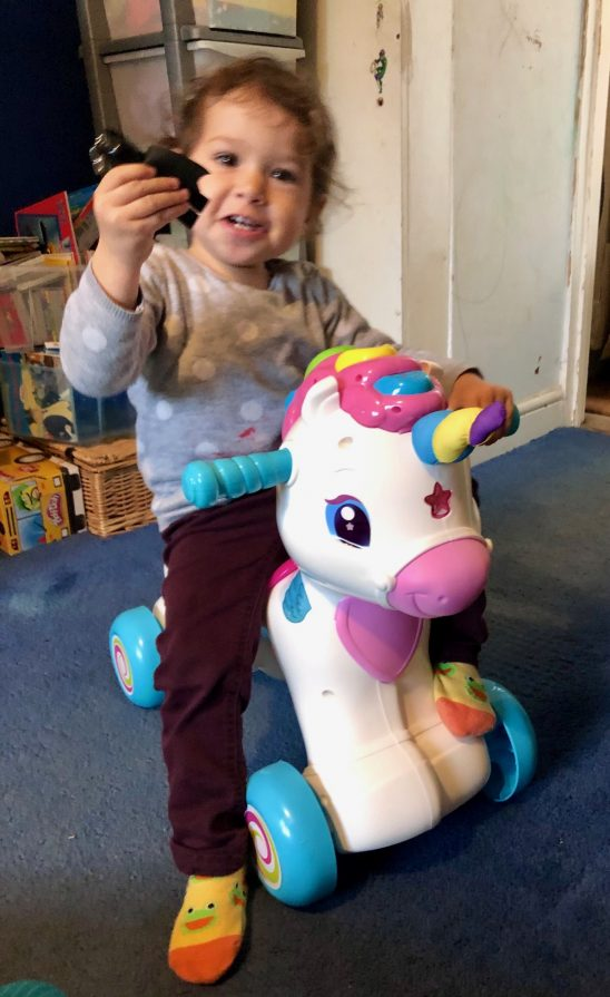 Clementoni 3-in-1 Interactive Ride on Unicorn Review
