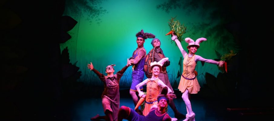 Northern Ballet in Tortoise & the Hare. Photo Brian Slater (2)
