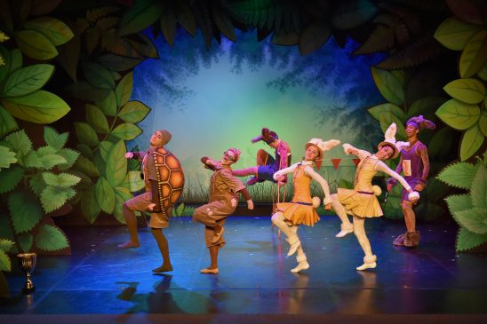 Northern Ballet – Tortoise and The Hare in Cinemas