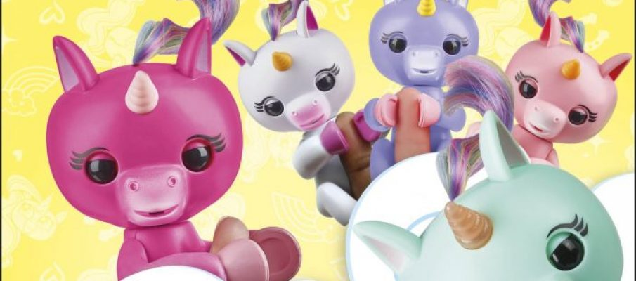 Fingerlings Unicorn Magic