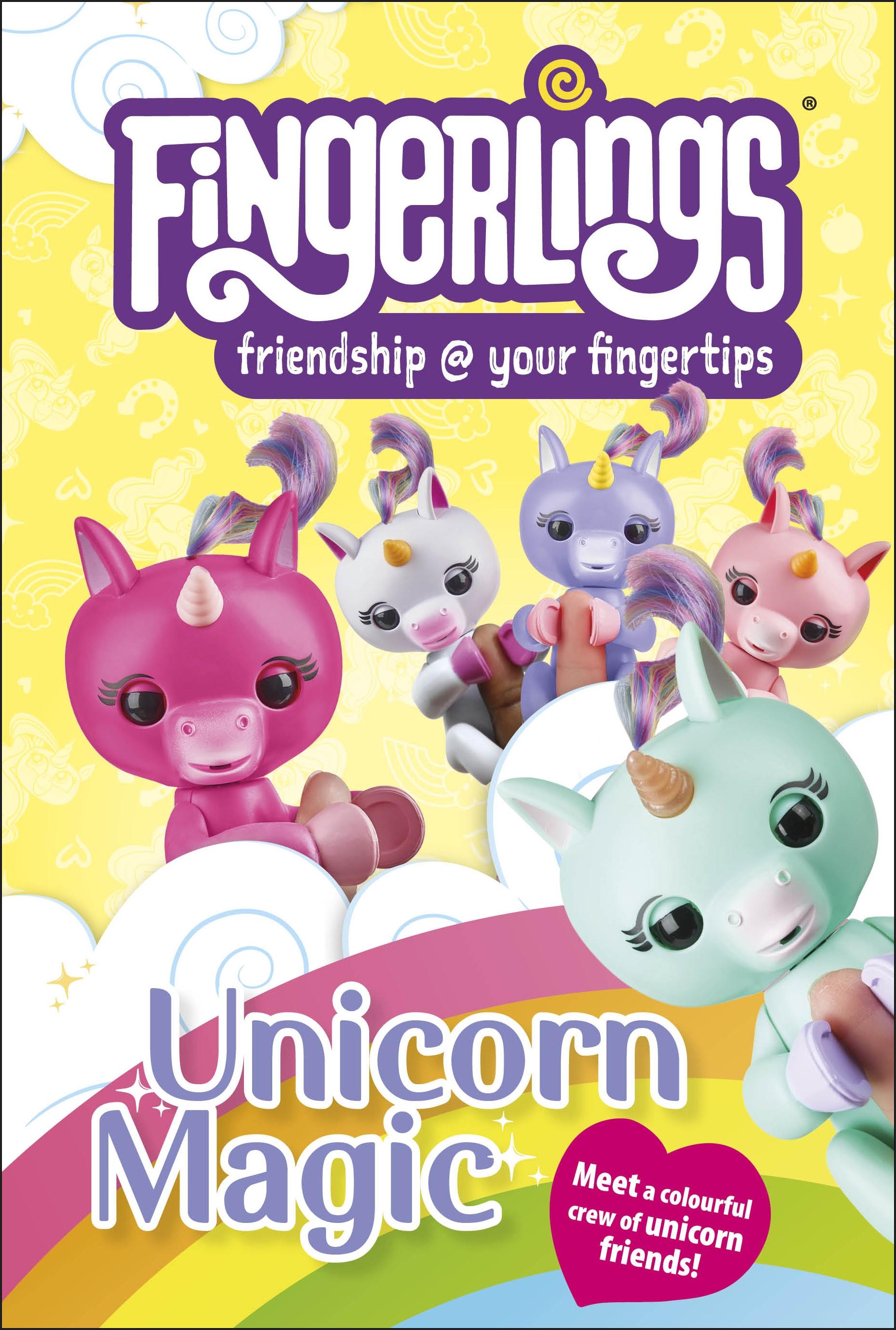 Fingerlings Unicorn Magic