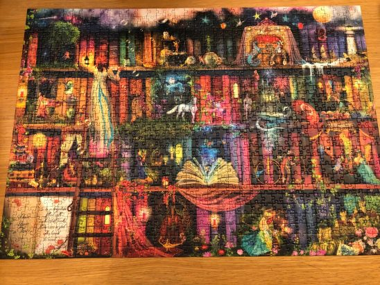 Ravensburger Fairytale Fantasia 1000 Piece Puzzle Review