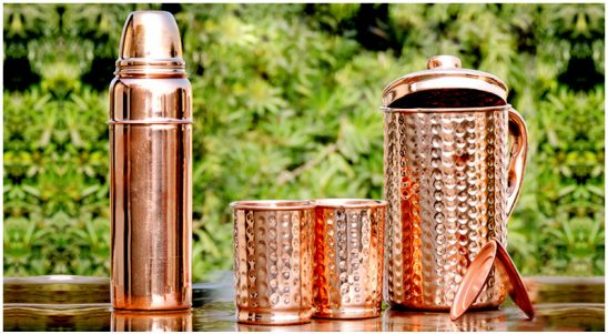 10 Important Reasons You Should be Using a copper Water Bottle