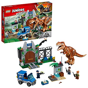 5 Best Jurassic World Lego Sets