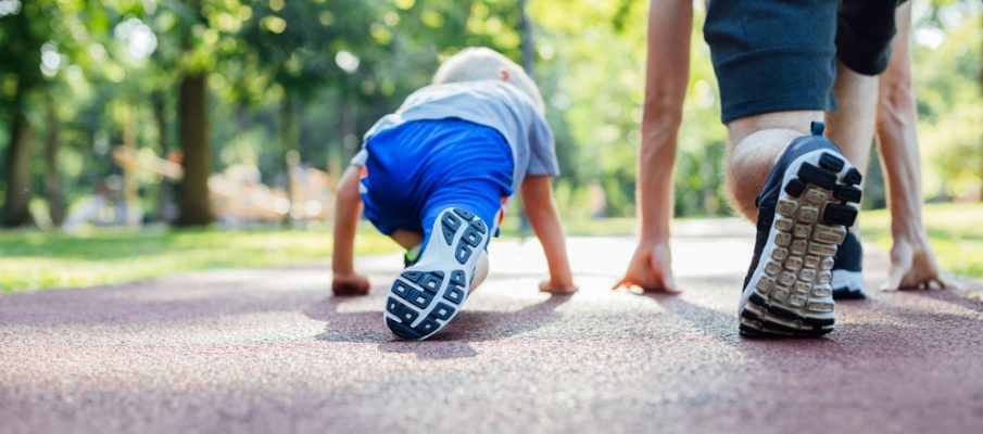 The Benefits of Getting Children Involved in Sport and Exercise_1