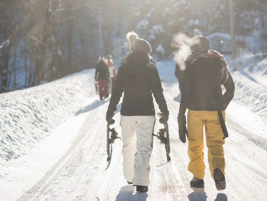 How to Plan a Full Adventure Family Skiing Holiday for the Half-Term