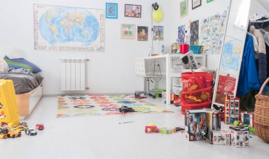 How to Design (And Upkeep) The Perfect Playroom