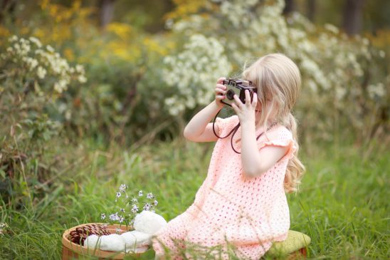 5 Great Tips To Get Your Kids More Interested In Video & Photography