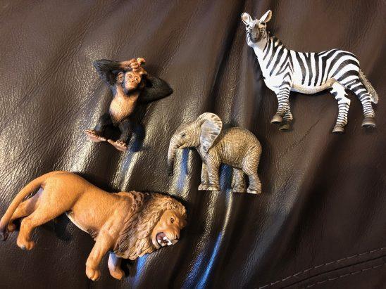Schleich Wild Life Collection Review #SchleichAnimalMagic