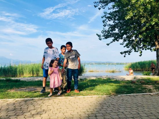 Holidays around Lake Garda with Kids