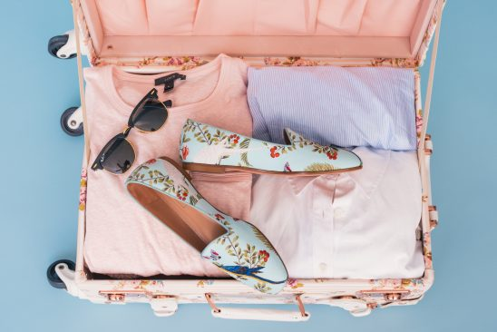 Family travel packing hacks